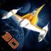 3D急速飞船 賽車遊戲 LOGO-玩APPs