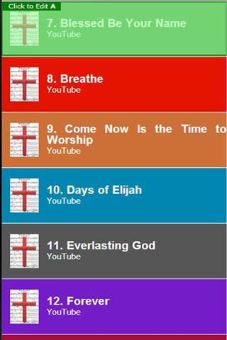基督教歌曲