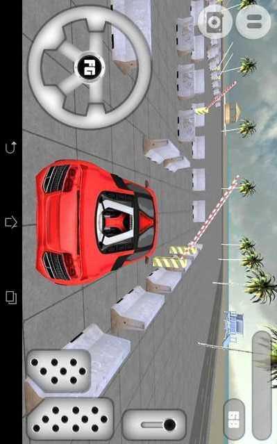停车场3D:跑车-应用截图