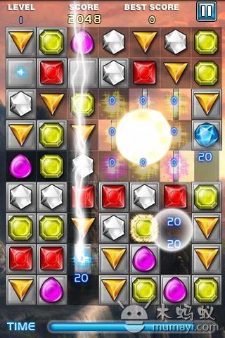 钻石之星 Jewels Star-应用截图