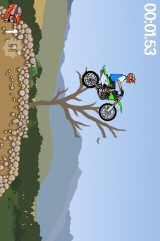 【免費賽車遊戲App】山地摩托(中文版)-APP點子