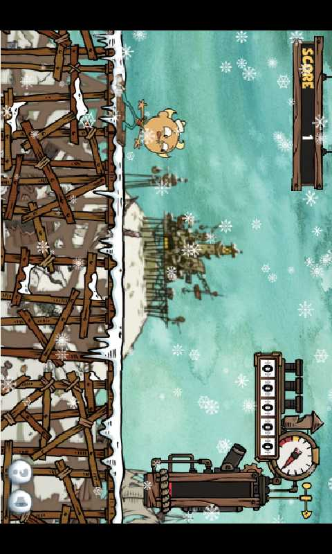玩免費體育競技APP|下載搞笑木板滑雪大冒险 app不用錢|硬是要APP