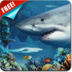 动态鲨鱼礁墙纸 LOGO-APP點子