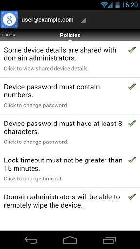 【免費工具App】Device Policy-APP點子