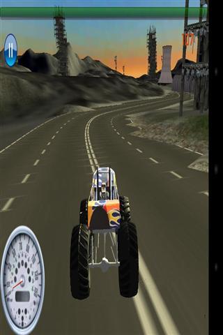 【免費賽車遊戲App】怪物卡车-APP點子