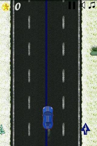 游戏赛车 - 公路速度