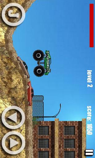 怪兽越野车|玩賽車遊戲App免費|玩APPs