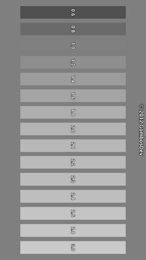 玩免費工具APP|下載屏幕检测DisplayTester app不用錢|硬是要APP