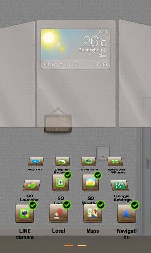 梦想小屋Next桌面3D主题