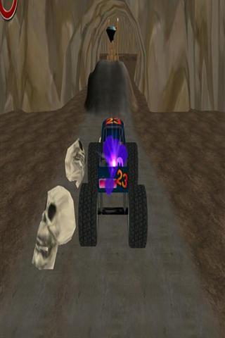 3D怪物卡车赛 3D Monster Truck Jam