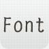 行书体 工具 App LOGO-硬是要APP