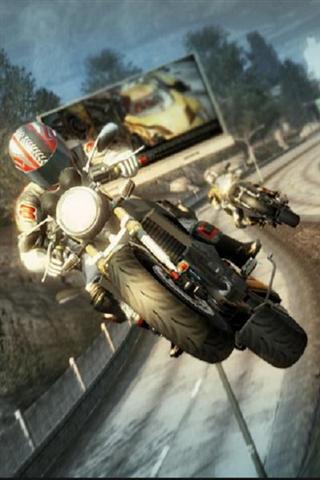 3D漂移摩托 賽車遊戲 App-愛順發玩APP
