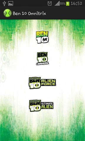 模拟英雄 Ben 10 Omnitrix 模擬 App-癮科技App