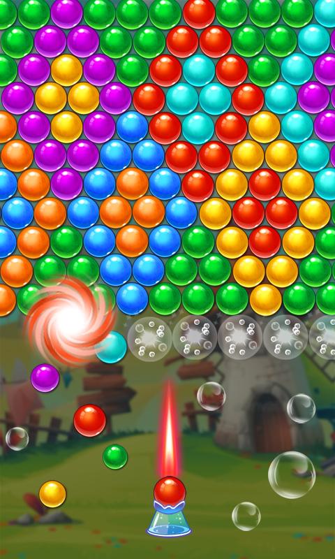 欢乐泡泡龙-应用截图