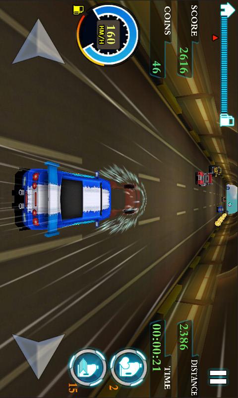 疯狂超车2 賽車遊戲 App-愛順發玩APP