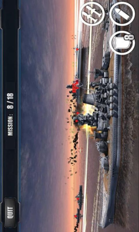 玩免費動作APP|下載战舰的召唤-战争使命 app不用錢|硬是要APP