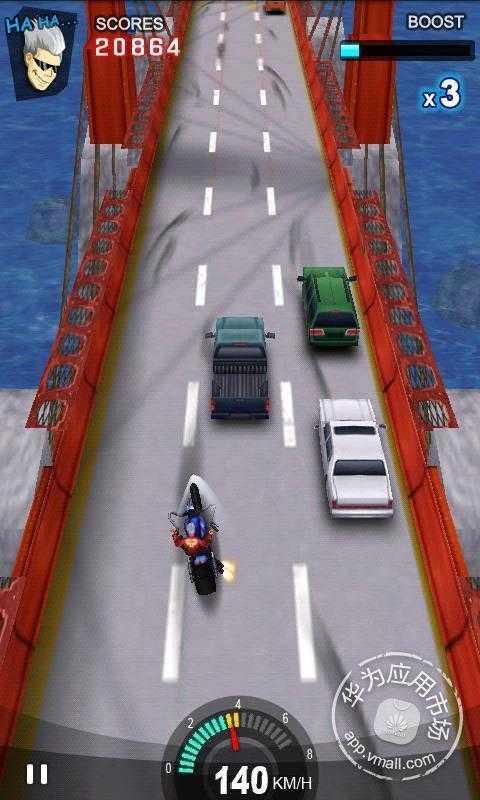 极速摩托(Racing Moto)-应用截图