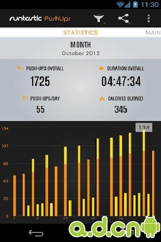 俯卧撑锻炼(专业版)|玩生活App免費|玩APPs