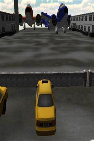 机场出租车停车3D Airport Taxi Parking 3D FREE