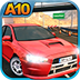 高速赛车 Highway Rally 賽車遊戲 LOGO-玩APPs