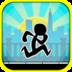 火柴人兄弟 Stick Bros Run: Running Game 體育競技 LOGO-玩APPs