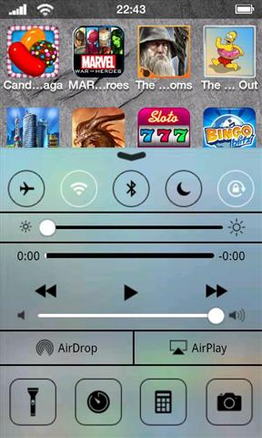 iOS游戏中心 iOS 7 Game Center