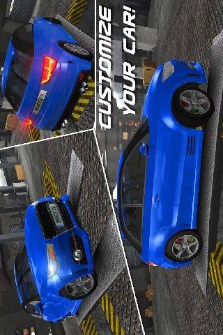 3D玩命飙车