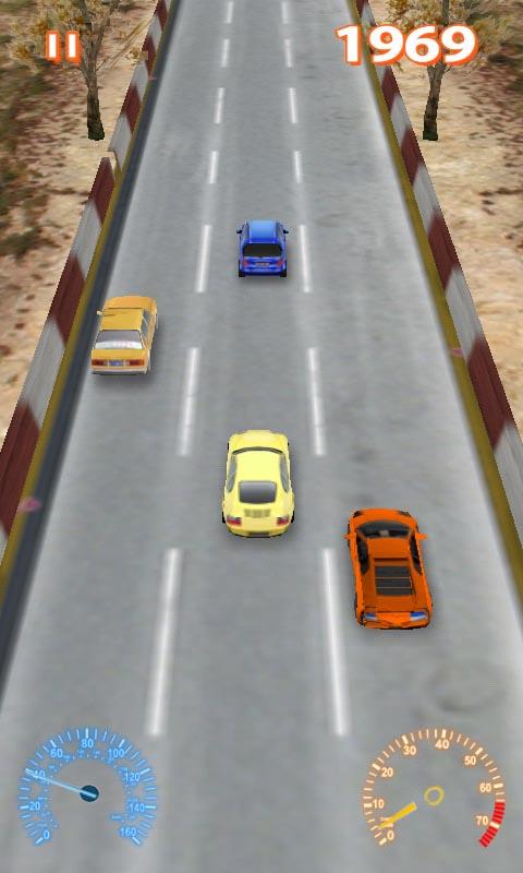 赛车狂飙3D