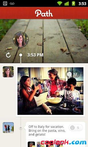 【免費社交App】Path-APP點子