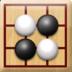 趣味五子棋 LOGO-APP點子