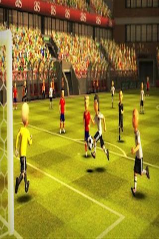 冲锋欧洲杯2012