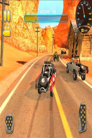 四轮驱动越野赛车 賽車遊戲 App-癮科技App