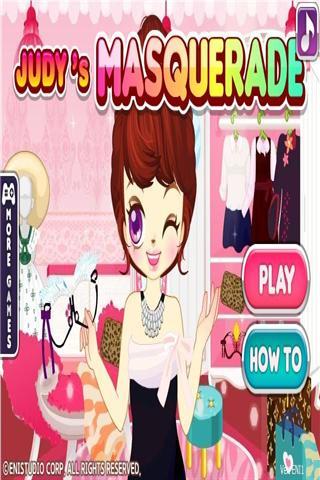 朱迪化妆舞会|玩遊戲App免費|玩APPs