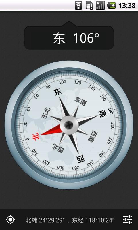终极指南针