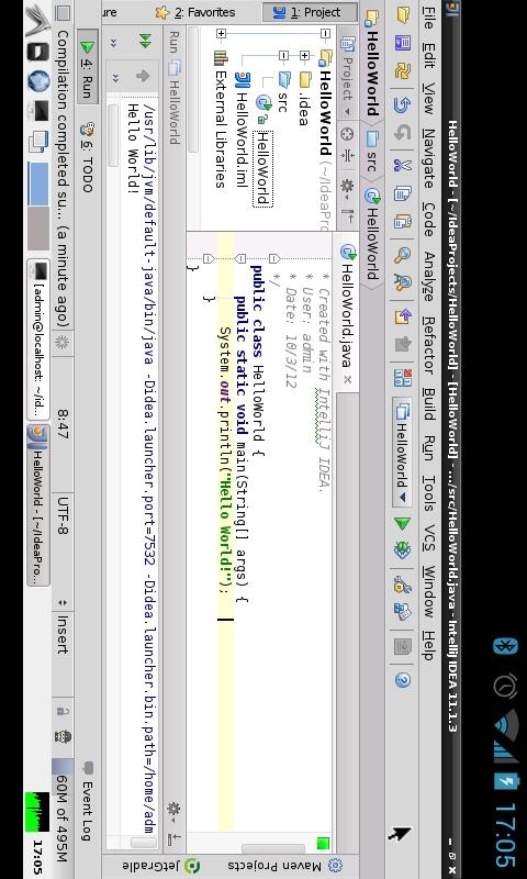 Linux Deploy-应用截图