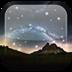 夜空动态壁纸 個人化 App LOGO-硬是要APP