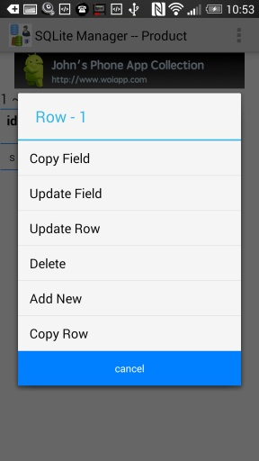 玩免費工具APP|下載SQLite管理器 app不用錢|硬是要APP