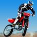 自由越野摩托车