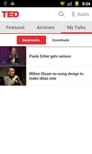 【免費生產應用App】TED-APP點子